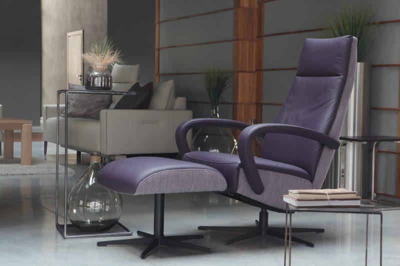 Sehr breite Farbpalette der Bezugstoffe und Leder, ermöglicht uns Möbell für jeden Trend zu gestallten.