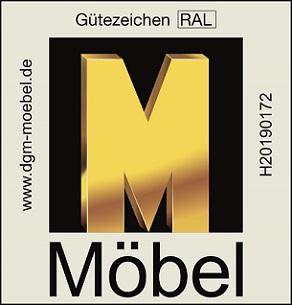 certyfikat Golden M, DFM najwyższa jakość mebli