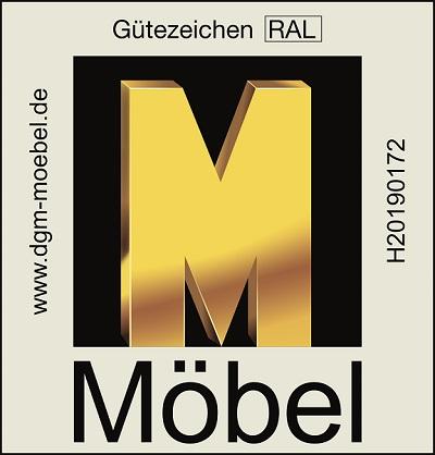 Certyfikat meblarstwa Golden M